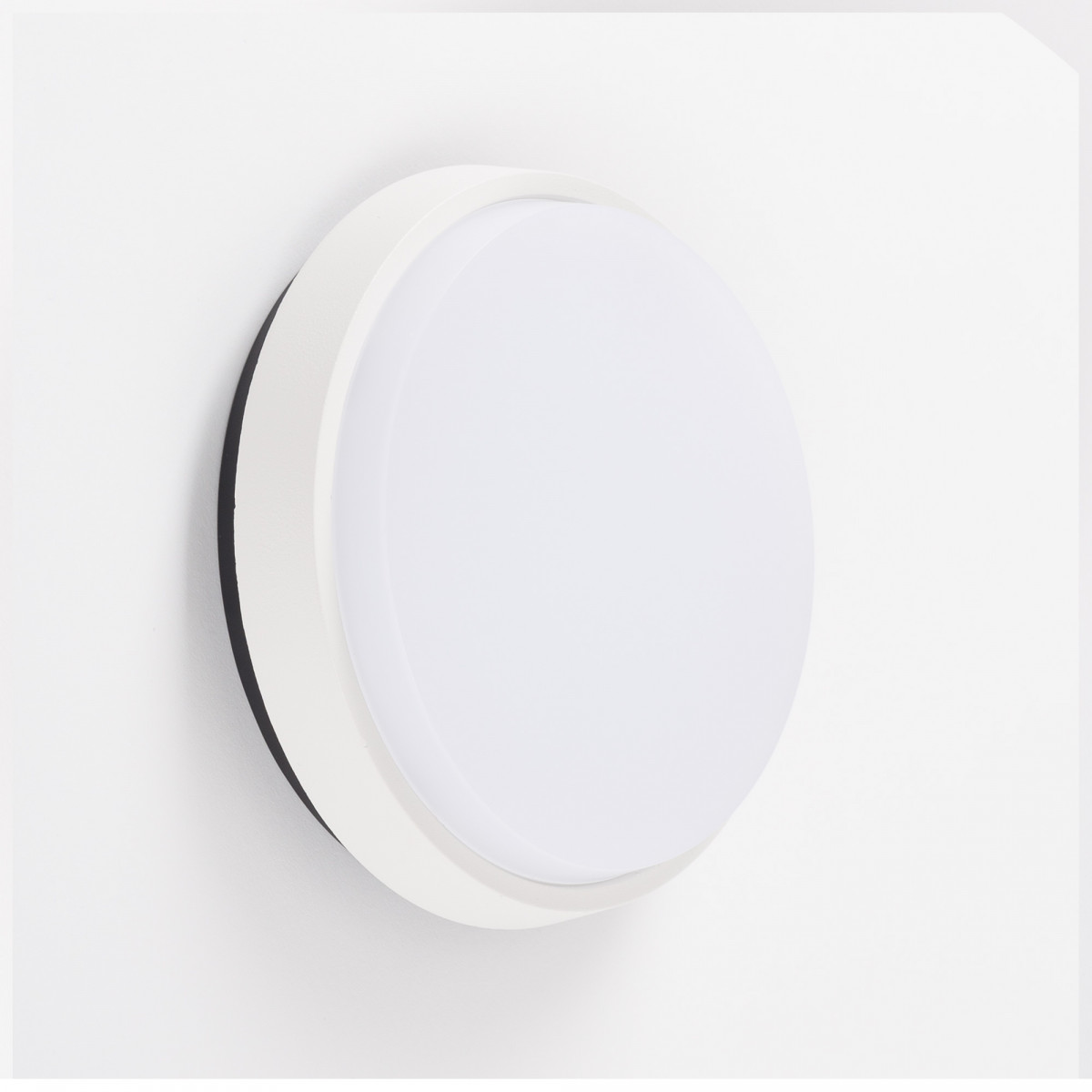 Buitenlamp Stealth round LED