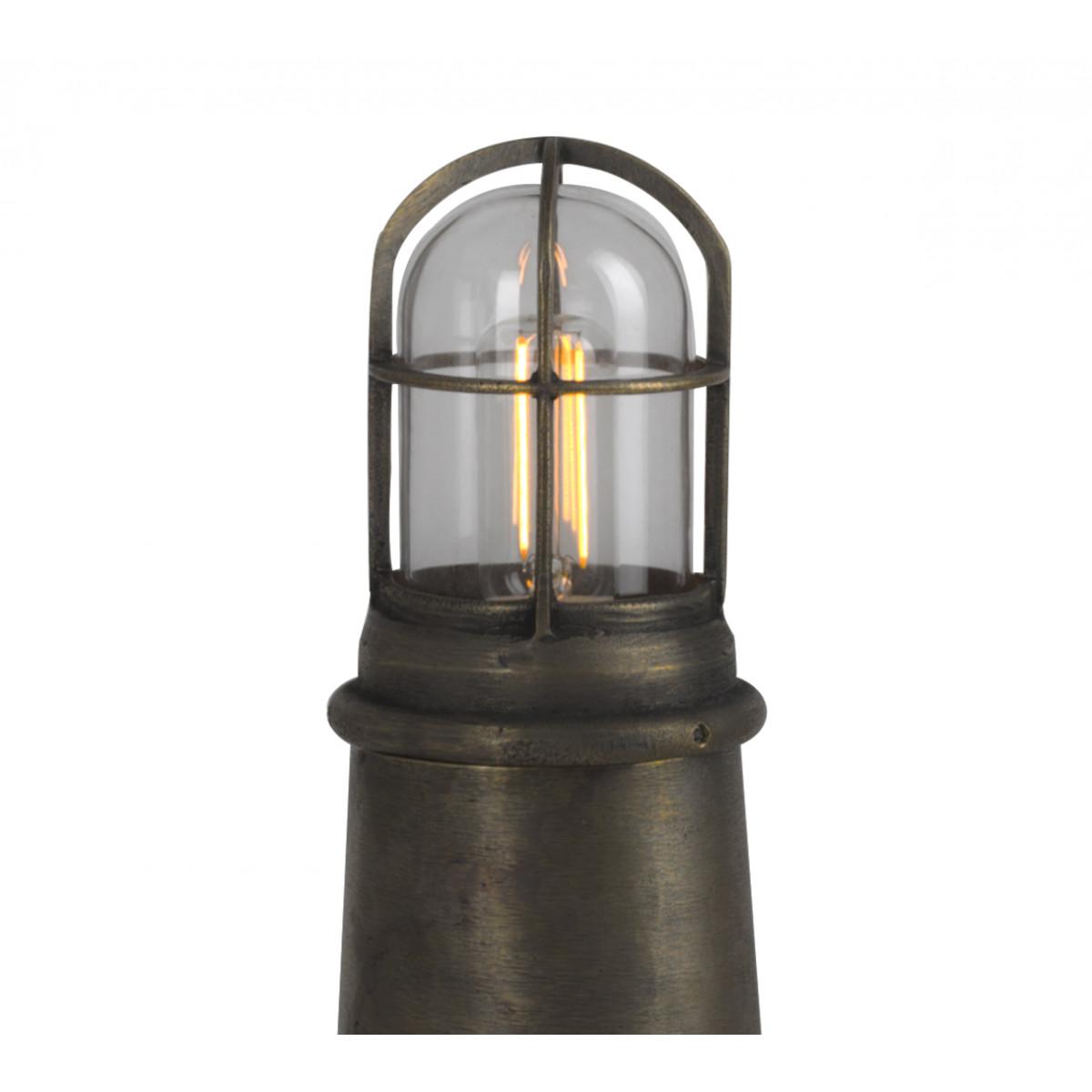 Scheepslamp Harbour 1 Antraciet