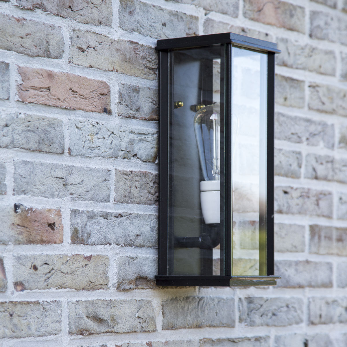 Buitenlamp Capital S muurlamp wandverlichting in klassieke stijl van KS Verlichting