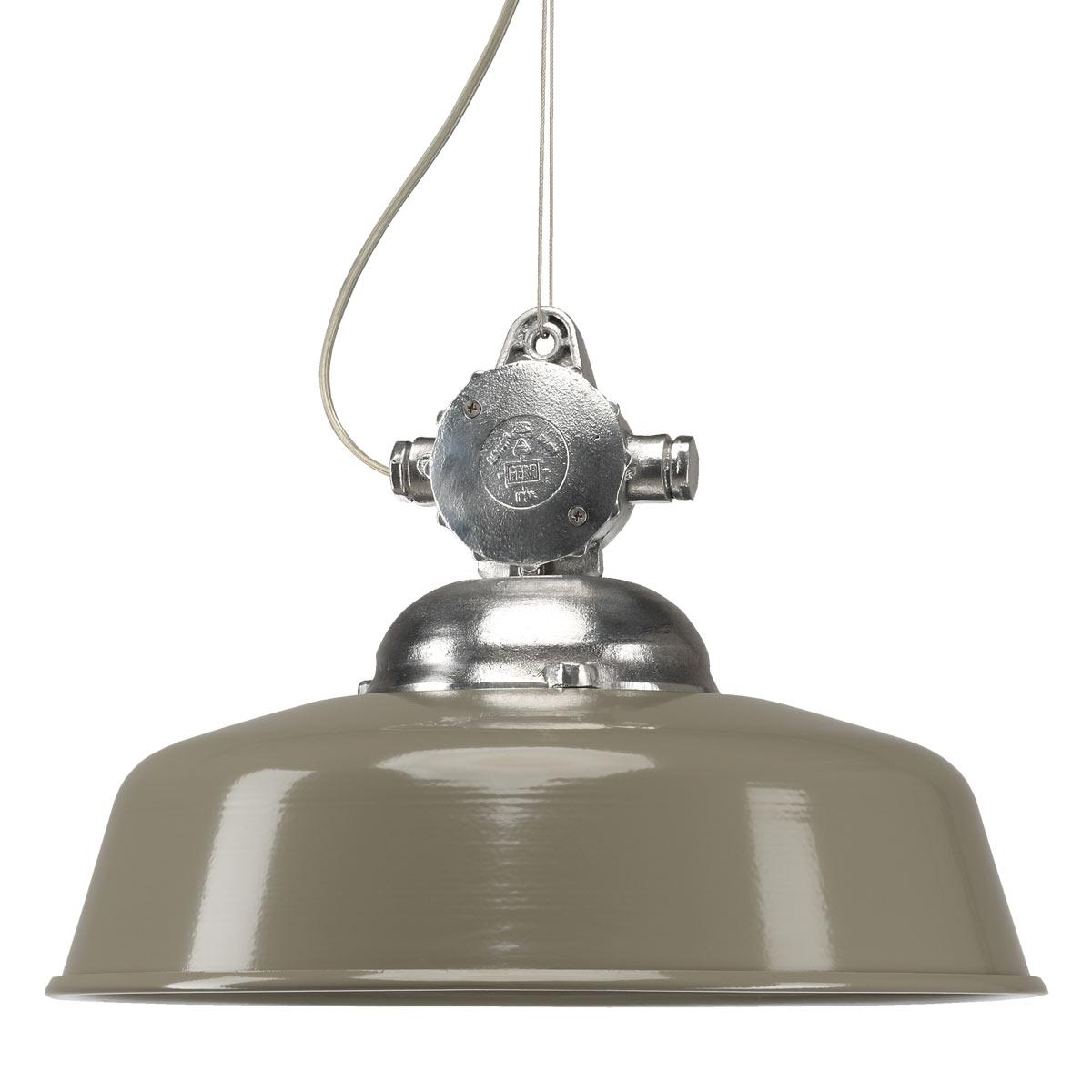 Hanglamp Detroit Taupe