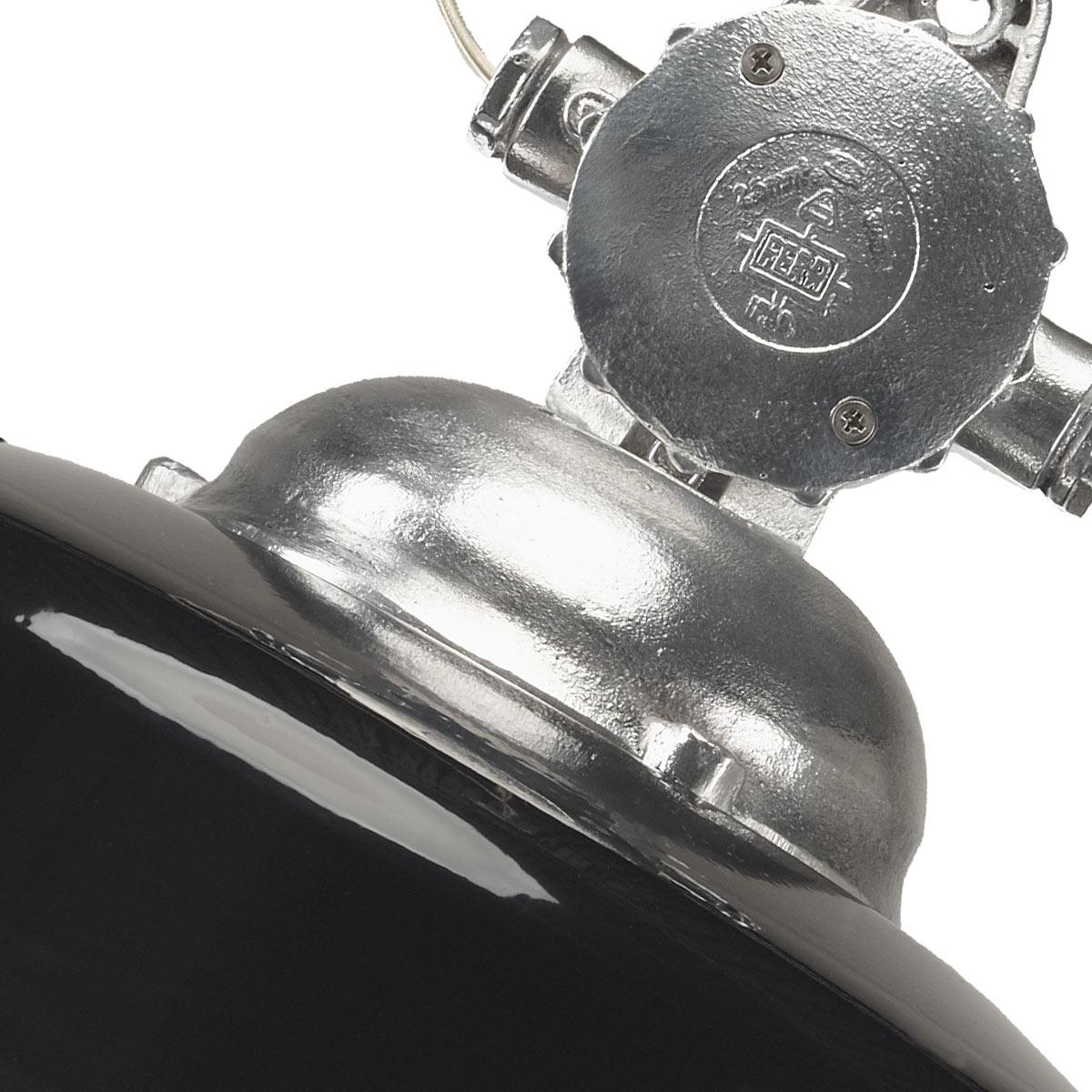 Hanglamp Detroit Zwart