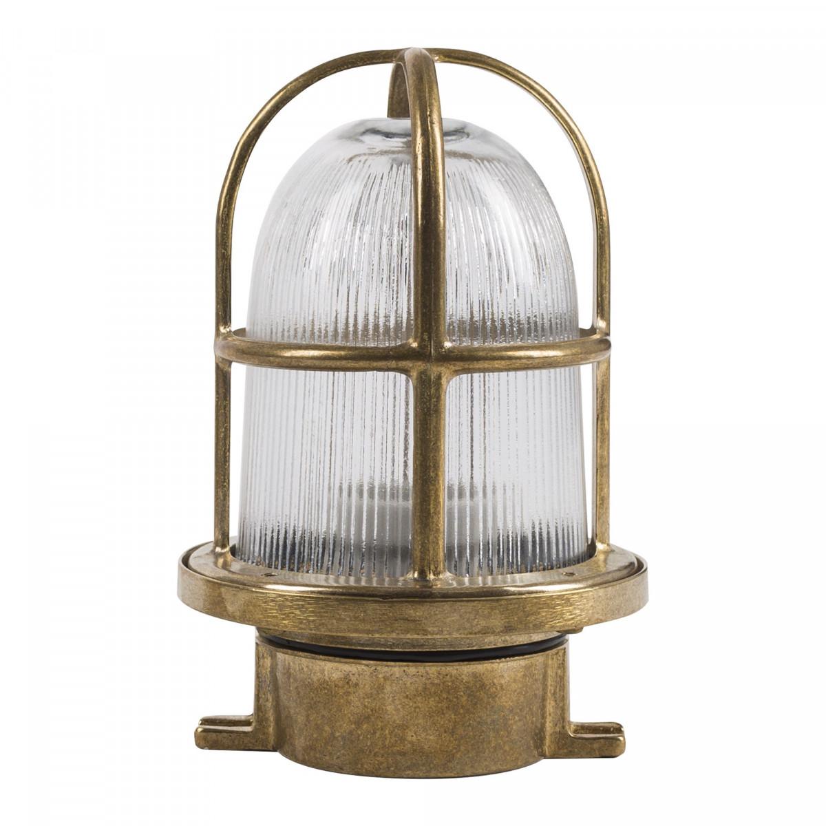 Scheepslamp Caspian IV  Brons