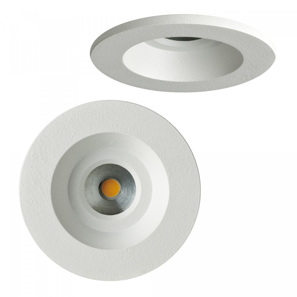 Gevel inbouwspot, inbouw plafond spot voor buiten - KS Verlichting
