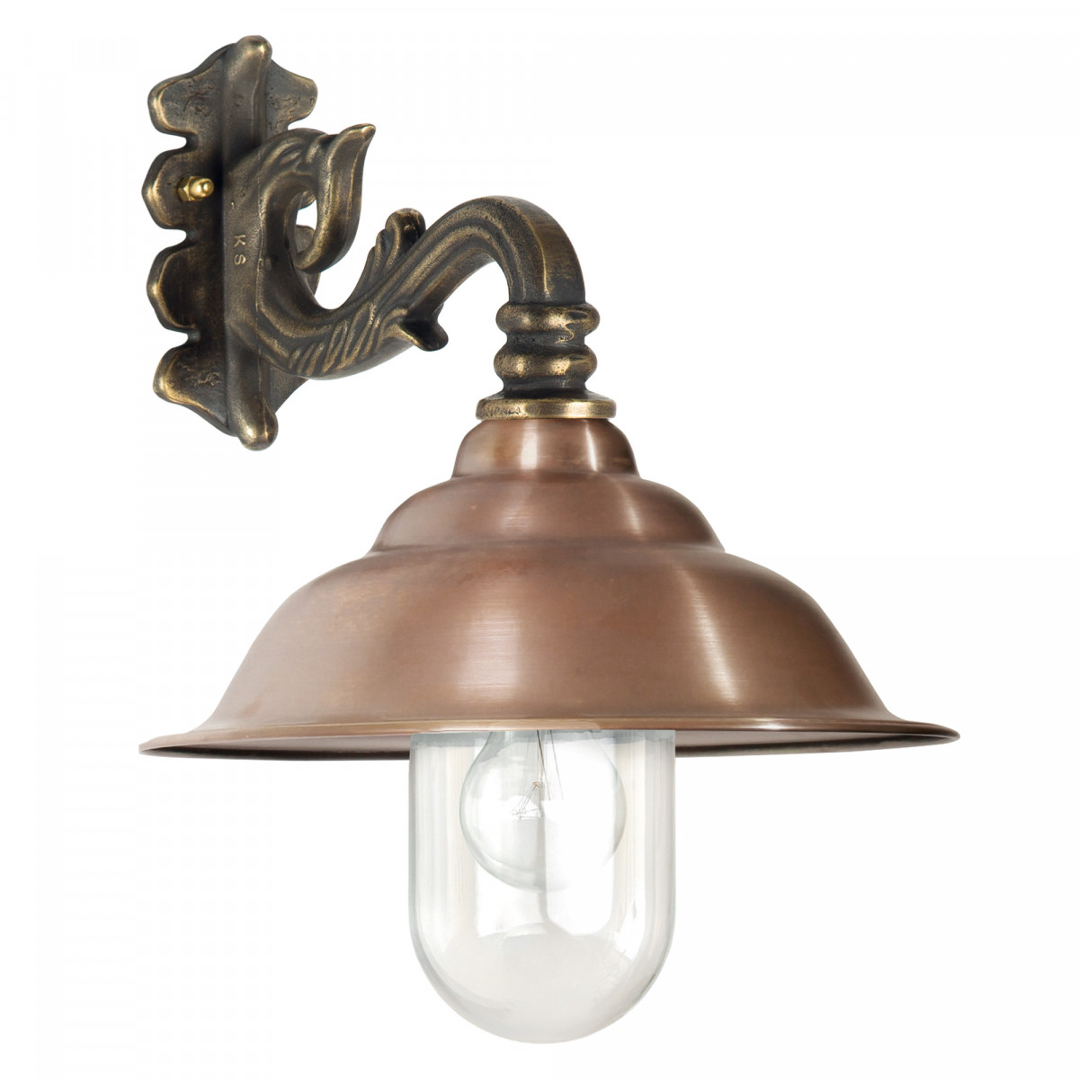 Buitenlamp Chateau Brons