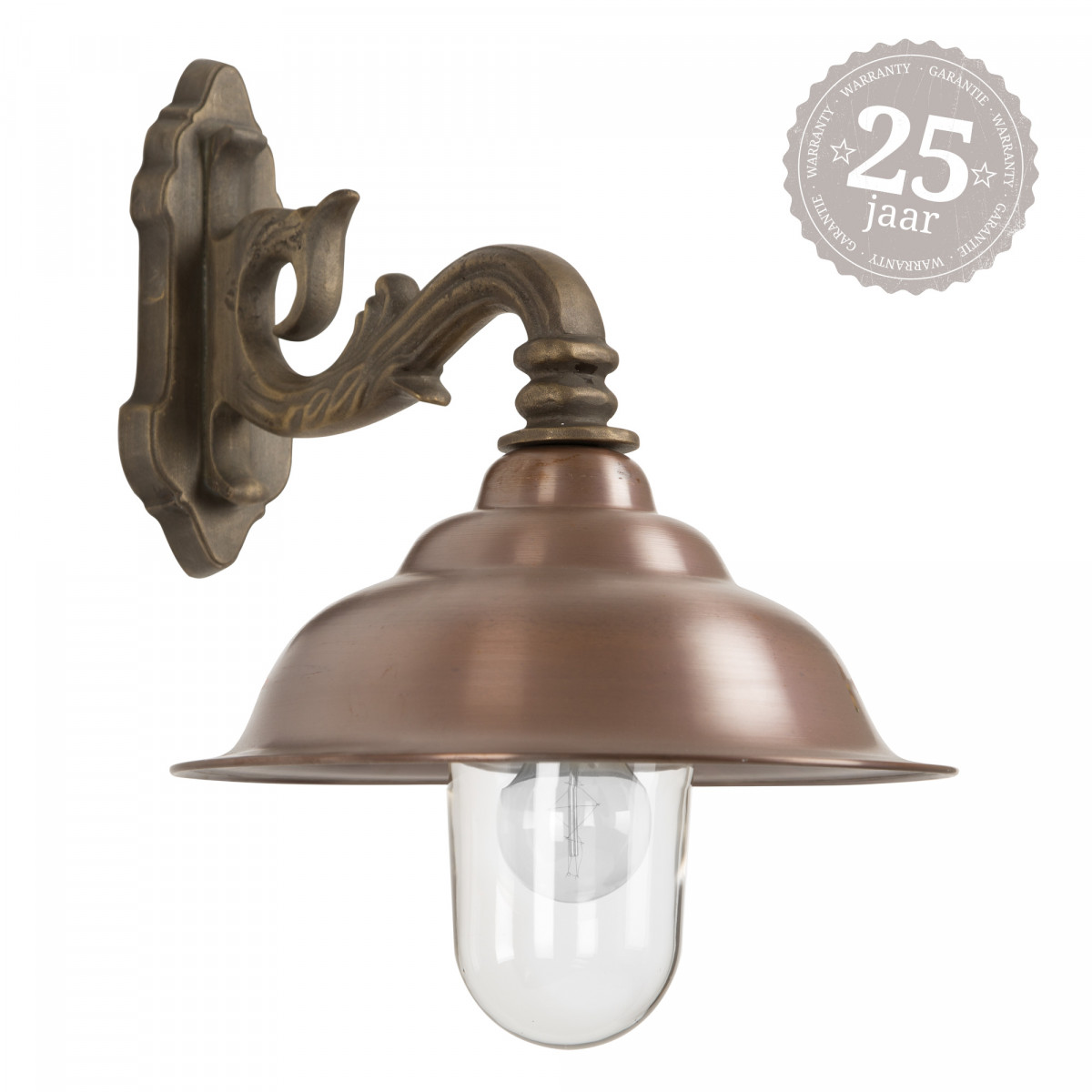 Buitenlamp Chateau 2 Brons